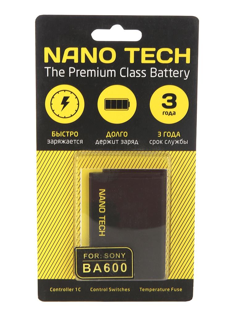Аккумулятор Nano Tech 1290mAh для Sony Xperia U ST25i