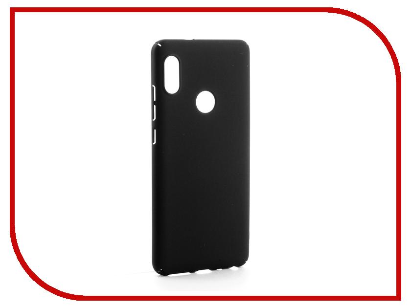 Аксессуар Чехол для Xiaomi Redmi Note 5 Pro CaseGuru Soft-Touch 102536 аксессуар чехол для xiaomi redmi note 5 pro pero soft touch black prstc rn5pb