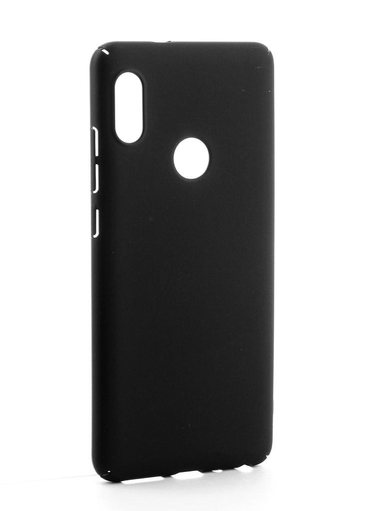 Аксессуар Чехол CaseGuru для Xiaomi Redmi Note 5 Pro Soft-Touch 102536
