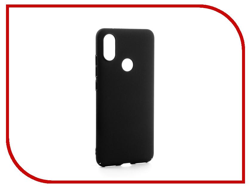 Аксессуар Чехол для Xiaomi Mi6X (A2) CaseGuru Soft-Touch 103445 ремень montblanc 103445 3 5cm