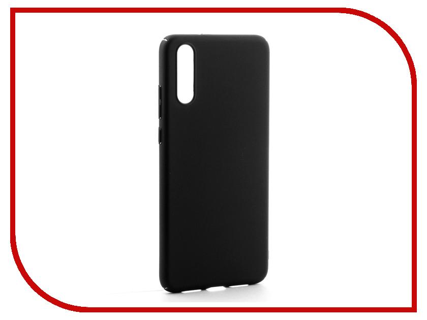 Аксессуар Чехол для Huawei P20 CaseGuru Soft-Touch 102544 caseguru для huawei ascend g 630