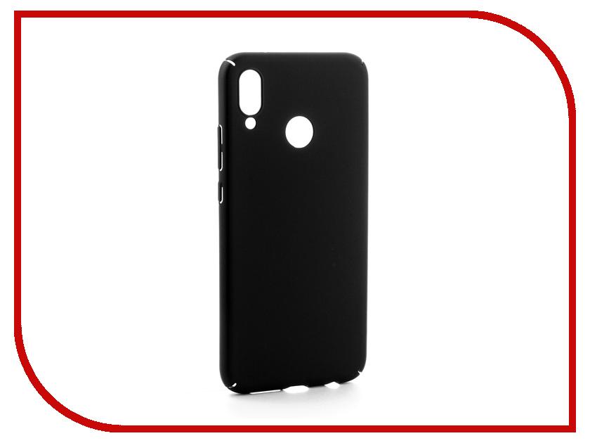 Аксессуар Чехол для Huawei P20 Lite CaseGuru Soft-Touch 102546 caseguru для huawei ascend g 630