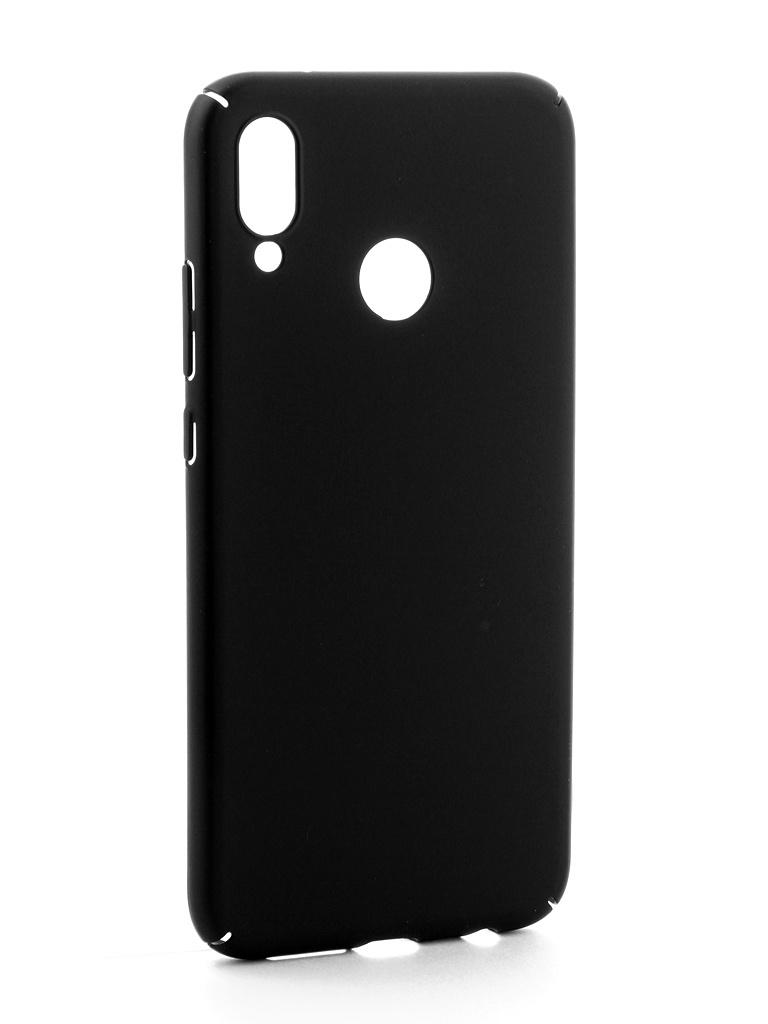 Аксессуар Чехол CaseGuru для Huawei P20 Lite Soft-Touch 102546