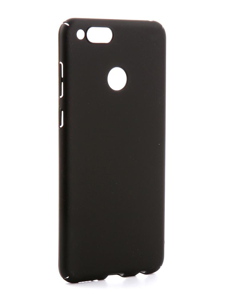Аксессуар Чехол CaseGuru для Honor 7X Soft-Touch 103299