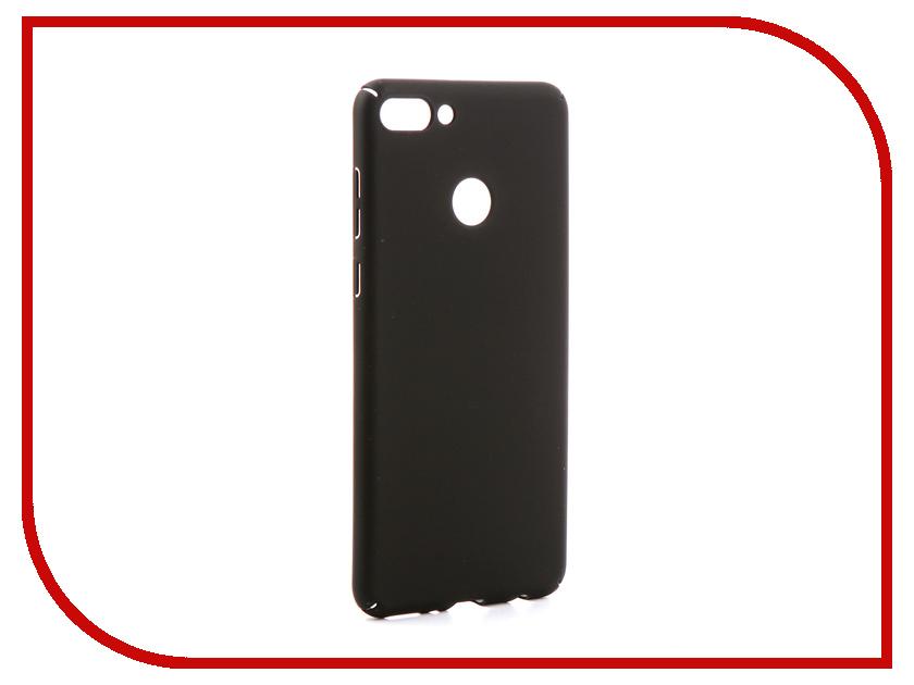 Аксессуар Чехол для Huawei Y9 2018 CaseGuru Soft-Touch 103302 аксессуар чехол caseguru soft touch для apple iphone x 101604