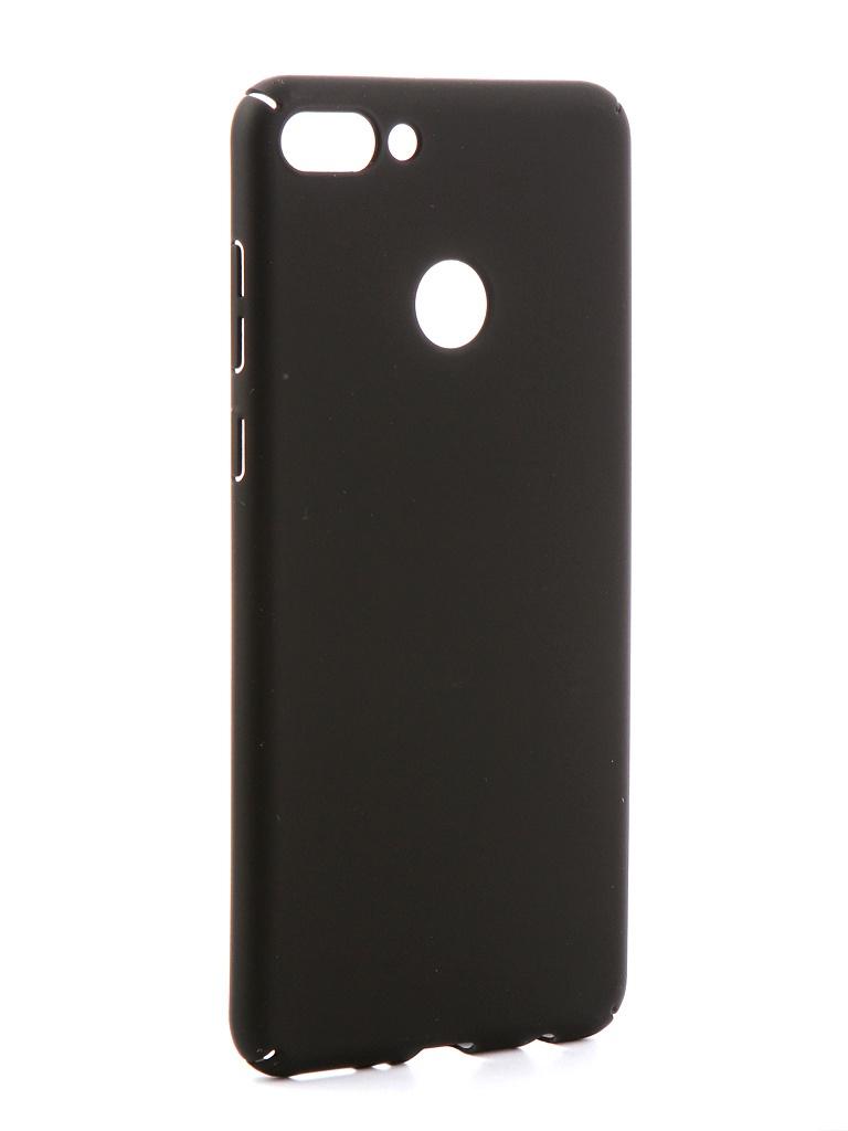 Чехол CaseGuru для Huawei Y9 2018 Soft-Touch 103302