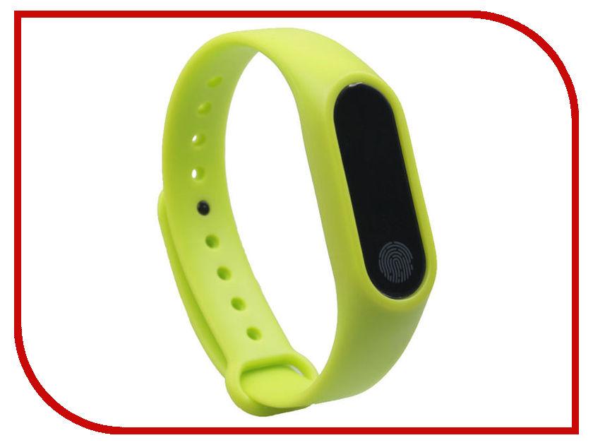 Умный браслет ZDK M2 Green умный браслет zdk m2 black
