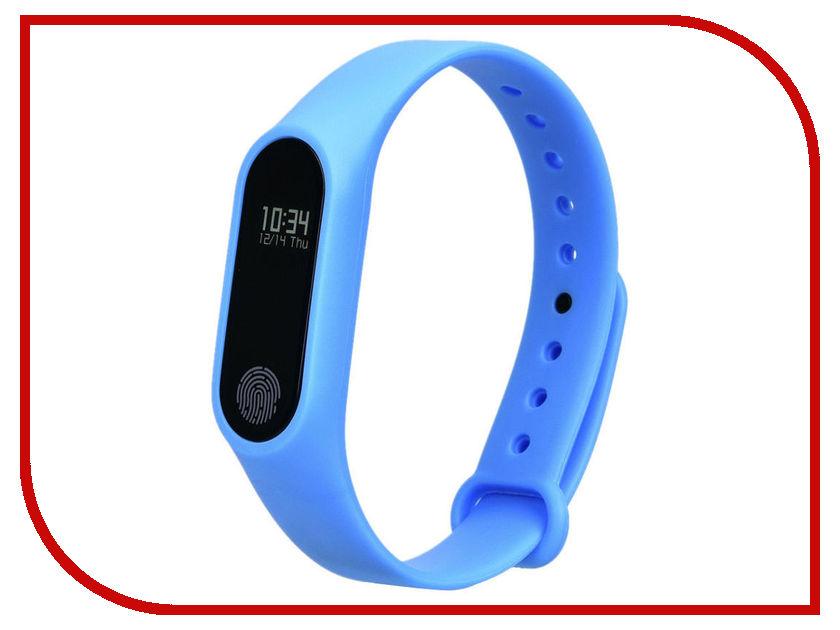 Умный браслет ZDK M2 Blue умный браслет zdk m2 black
