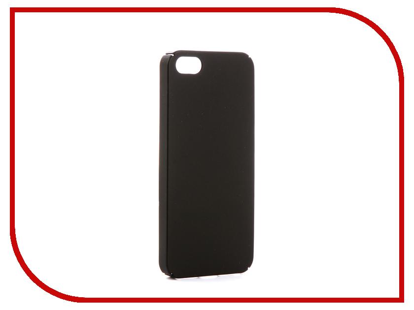 Аксессуар Чехол CaseGuru Soft-Touch для APPLE iPhone 5 101631 аксессуар чехол caseguru soft touch для apple iphone x 101604