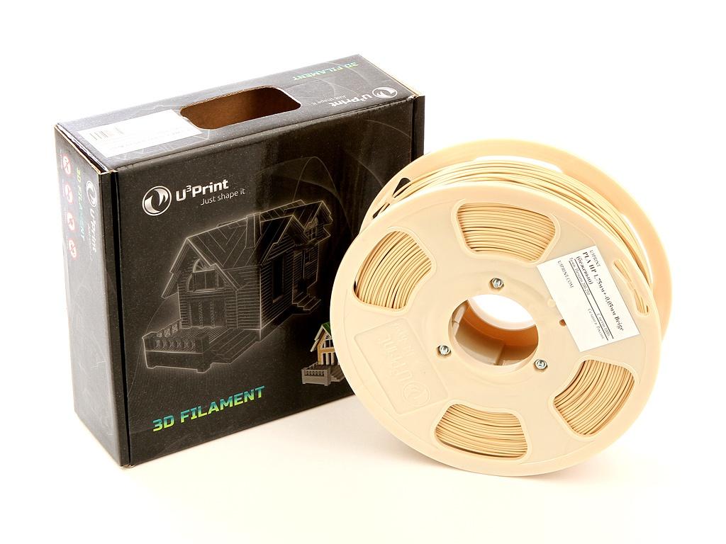 Аксессуар U3Print PLA-пластик HP 1.75mm 1kg Beige