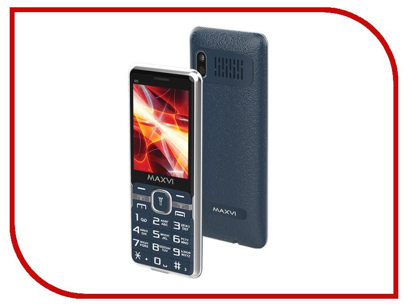 Сотовый телефон Maxvi M5 Marengo телефон