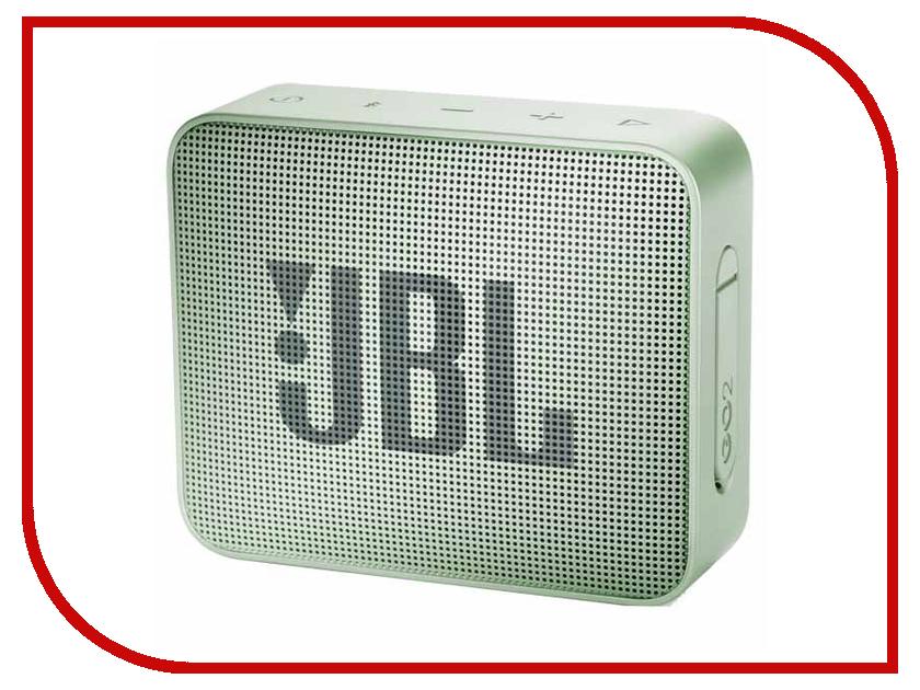 Колонка JBL GO 2 Mint колонка jbl eon612