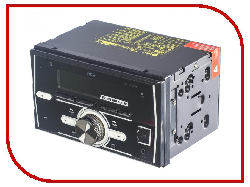 Купить Автомагнитола ACV AVS-2700BM