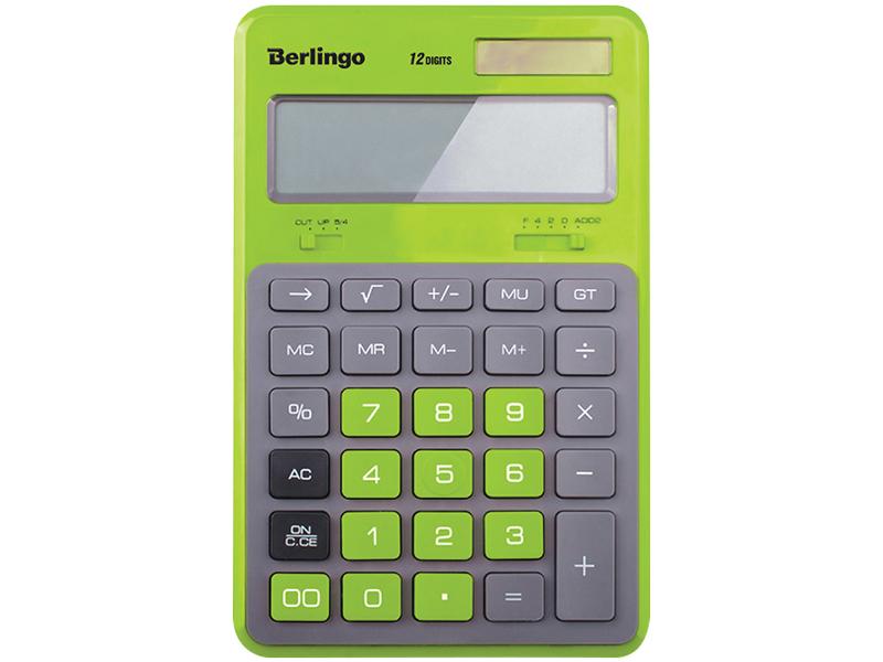 Калькулятор Berlingo Hyper CIG_200 / 256286 - двойное питание
