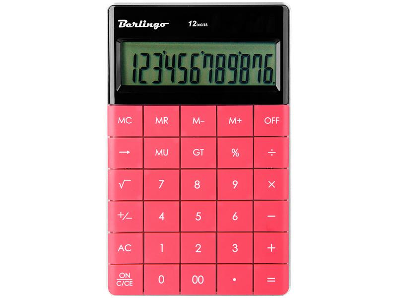 Калькулятор Berlingo CIP_100 / 235266 - двойное питание