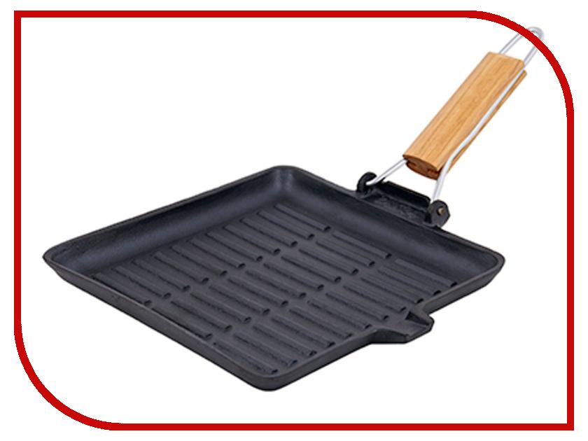 Сковорода Myron Cook 20.5x20.5cm MC7205 сковорода myron cook 24cm gr24set