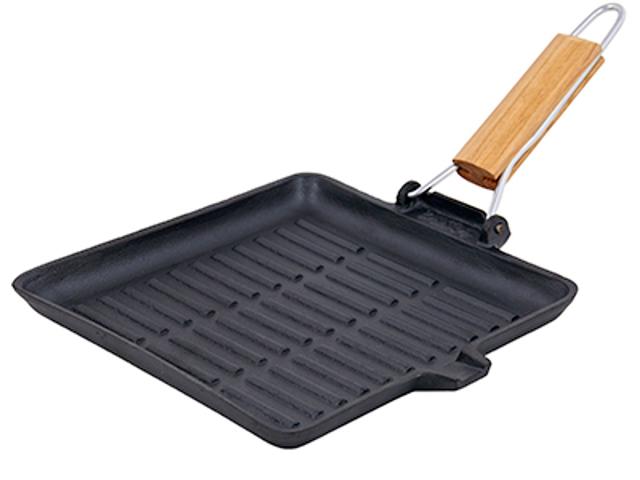 Сковорода Myron Cook 20.5x20.5cm MC7205