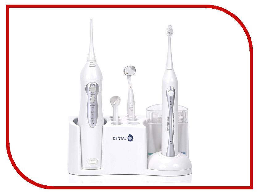 Зубная электрощетка Dentalpik Home Center Pro 50 зубная электрощетка waterpik at 50 nano sonic