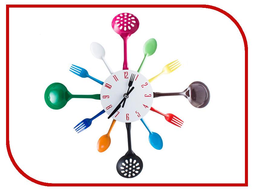 Часы Эврика Набор повара Colored 95206