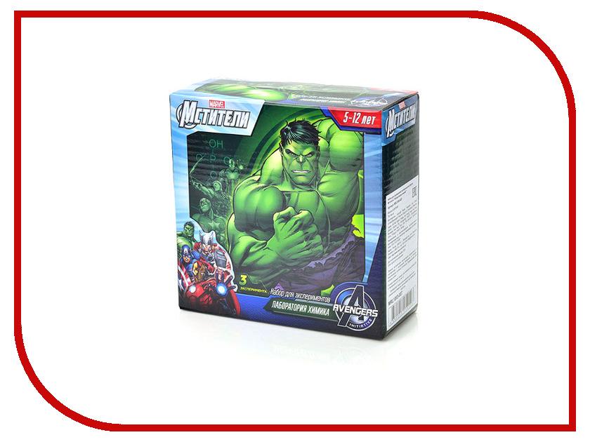 Игра Marvel Мстители Лаборатория химика