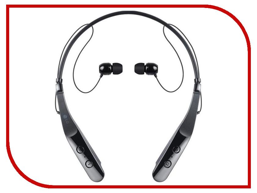 LG HBS-510 Black vitality hbs 740 bluetooth v4 0 wireless stereo headset headphone w microphone black yellow