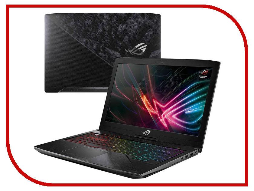 Ноутбук ASUS GL503VD-GZ333T 90NB0GQ4-M06570 Black (Intel Core i7-7700HQ 2.8 GHz/8192Mb/1000Gb + 256Gb SSD/No ODD/nVidia GeForce GTX 1050 4096Mb/Wi-Fi/Bluetooth/Cam/15.6/1920x1080/Windows 10 64-bit) ноутбук asus g752vy 17 3 ips led core i7 6820hk 2700mhz 8192mb hdd ssd 1000gb nvidia geforce gtx 980m 8192mb ms windows 10 home 64 bit [90nb09v1 m04950]