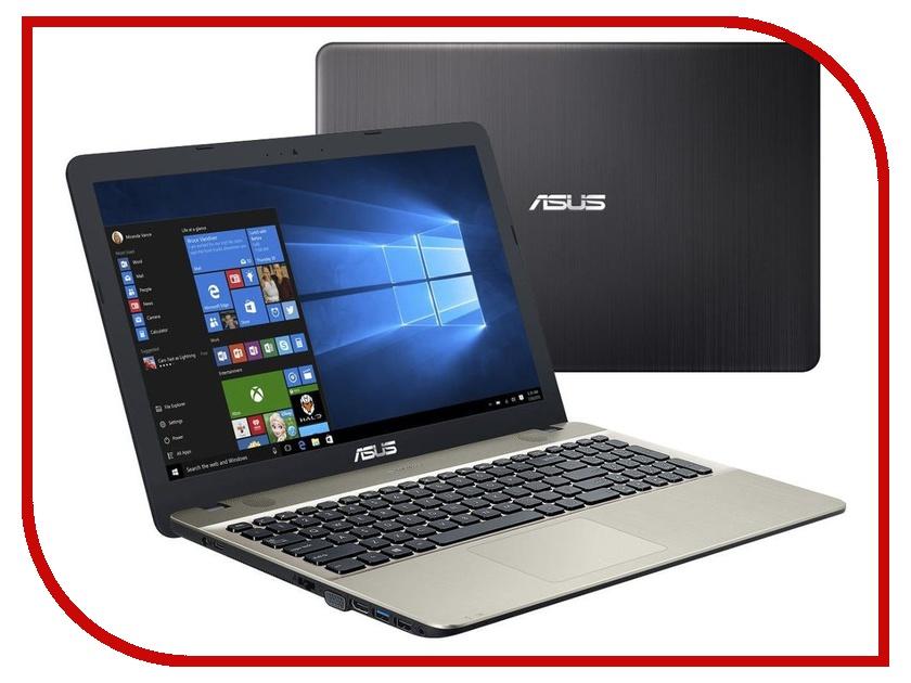 Ноутбук ASUS R541NA-GQ419T 90NB0E81-M07730 (Intel Pentium N4200 1.1 GHz/4096Mb/500Gb/No ODD/Intel HD Graphics/Wi-Fi/Cam/15.6/1366x768/Windows 10 64-bit) ноутбук asus r541na gq419t 90nb0e81 m07730