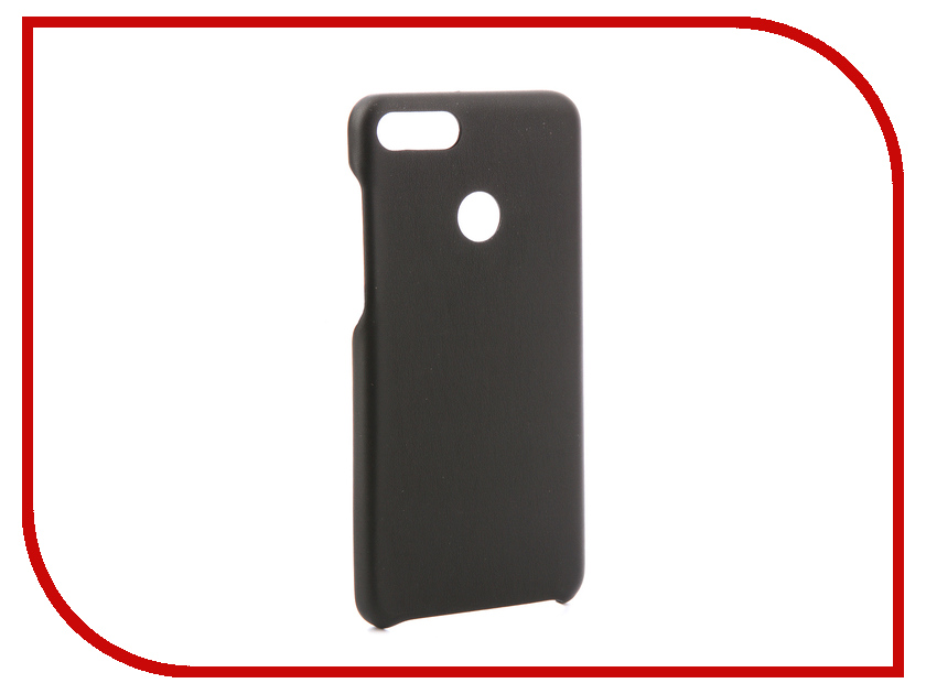 Аксессуар Чехол для Huawei Y9 2018 G-Case Slim Premium Black g case slim premium чехол для huawei nova 2 plus black