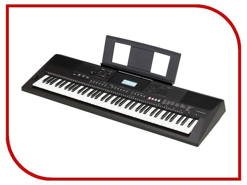 Синтезатор Yamaha PSR-EW410 зарядное устройство yamaha psr 270 psr 273 psr 275