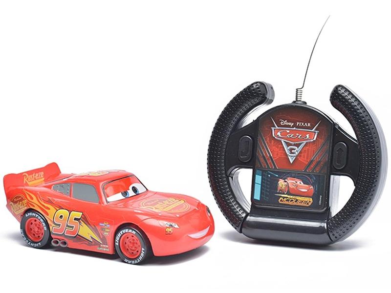 цена на Игрушка Disney Pixar Молния Маккуин 13cm