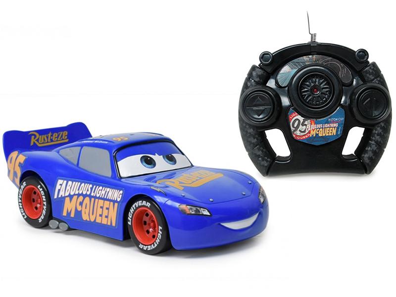 Игрушка Disney Pixar Тачки 3: Молния Маккуин 28cm