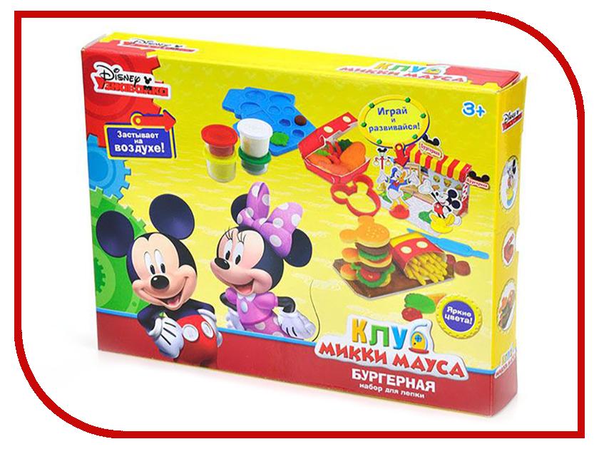 Набор для лепки Disney Клуб Микки Мауса Бургерная