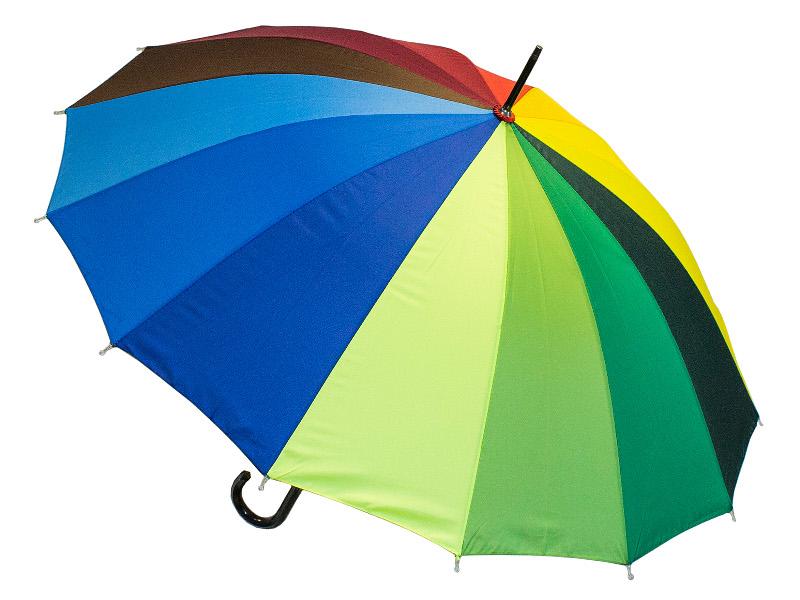 Зонт Эврика Радуга 98768