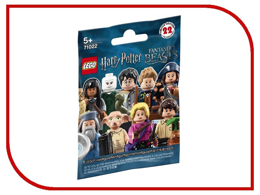 Конструктор Lego Minifigures Гарри Поттер и Фантастические твари 71022 росмэн росмэн книга гарри поттер фантастические существа