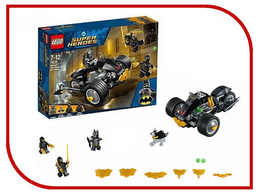 Конструктор Lego Super Heroes Бэтмен: Нападение Когтей 76110 конструктор lego super heroes нападение с воздуха 76087 l
