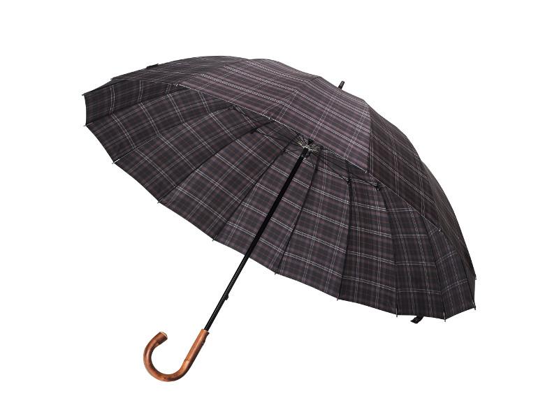 Зонт Bugatti Big Boss Grey Cage