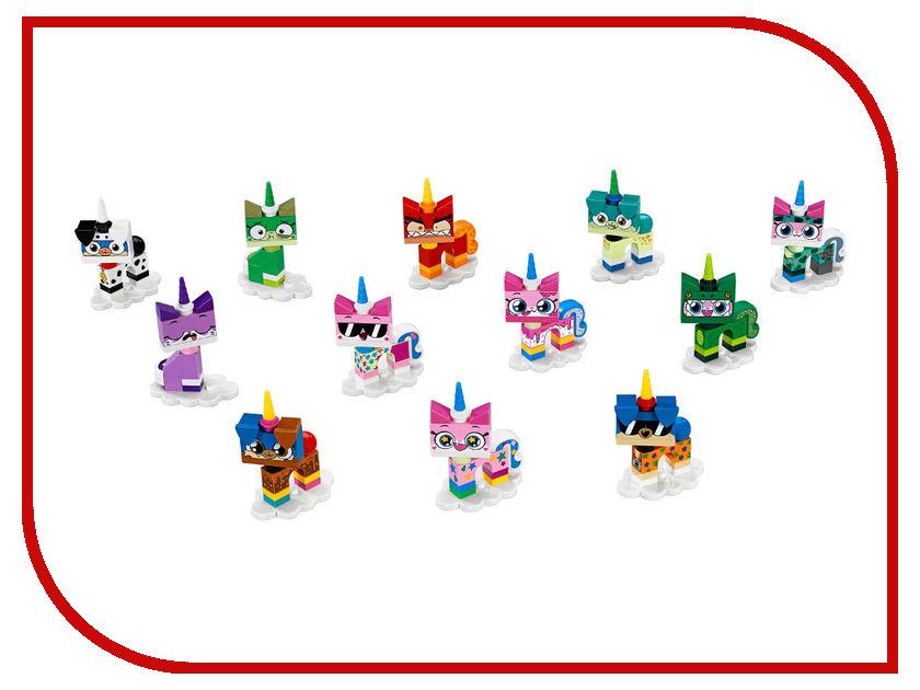 Конструктор Lego Minifigures Unikitty Серия 1 41775 детское лего decool 701 706 z minifigures vegeta yamcha minifigures 701 706