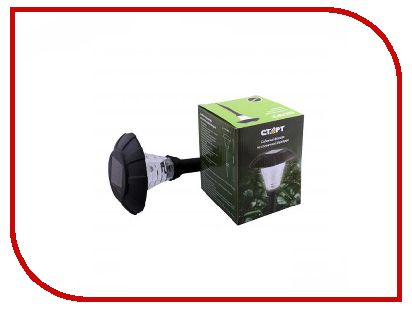 Светильник Старт Фонарь 3 1LED GP-12275 светильник садовый старт 1led лето колибри
