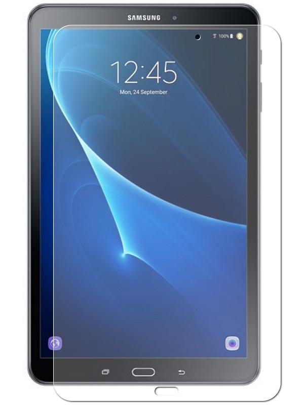 Закаленное стекло DF для Samsung Galaxy Tab A 10.1 SM-T580 sSteel-67