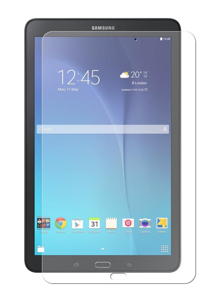 Аксессуар Закаленное стекло DF для Samsung Galaxy Tab E 9.6 SM-T560N sSteel-66