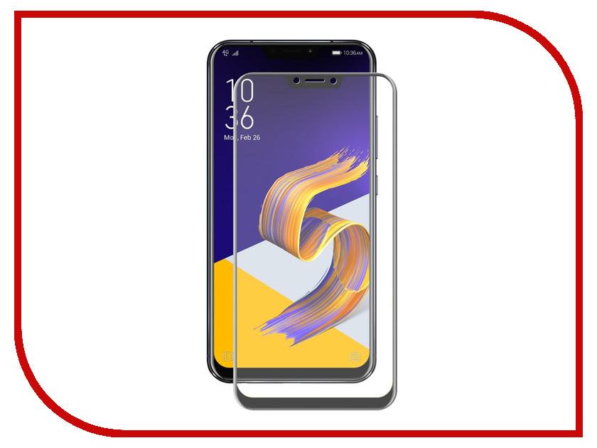Аксессуар Закаленное стекло для Asus Zenfone 5 ZE620KL DF Full Screen aColor-16 Black чехол soft touch для asus zenfone 3 ze552kl df aslim 17