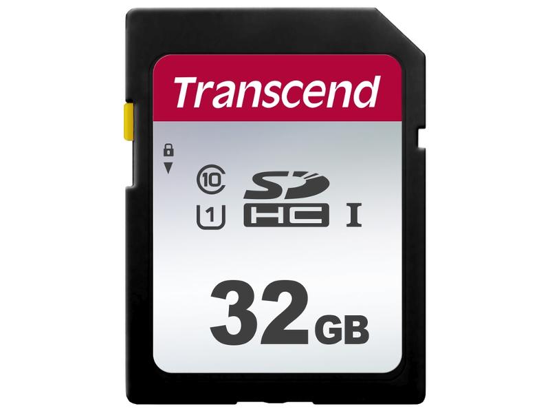 Карта памяти 32Gb - Transcend SDC300S SDHC Class10 UHS-I TS32GSDC300S sdhc transcend 8gb class10 ts8gsdhc10