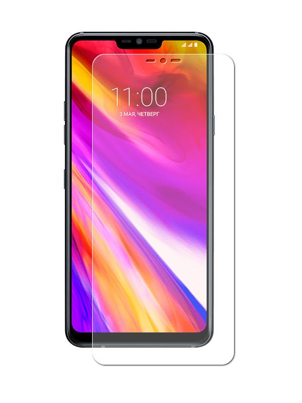 Аксессуар Защитное стекло Solomon для LG G7 ThinQ