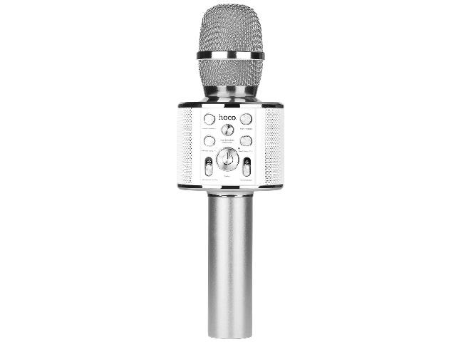 Система караоке Hoco BK3 Silver