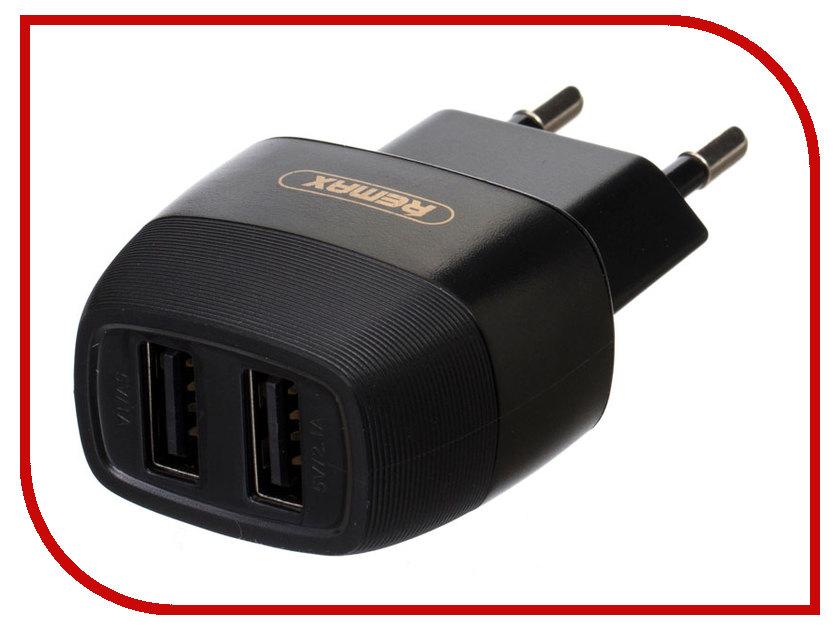 Зарядное устройство Remax Flinc RP-U29 2.4A Black