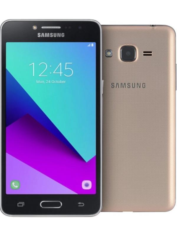 Сотовый телефон Samsung SM-G532F/DS Galaxy J2 Prime Metallic Gold аксессуар чехол для samsung galaxy j2 prime g532f gecko book black g book samj2pr bl