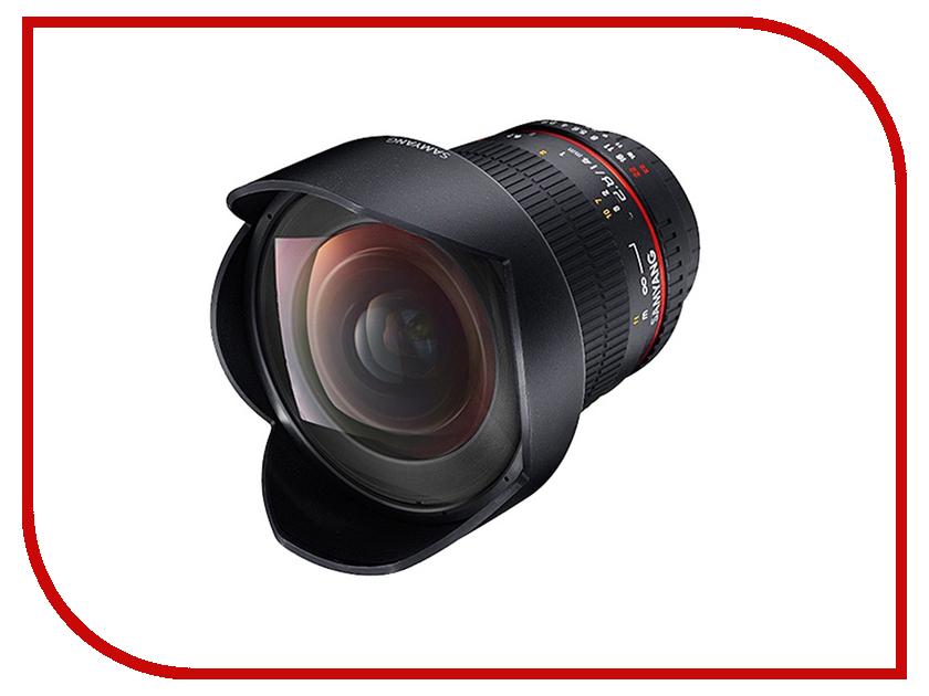 Zakazat.ru: Объектив Samyang AF 14mm f/2.8 Canon EF