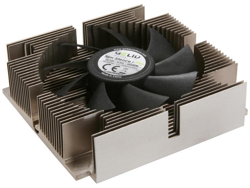 Кулер Gelid Slim Silence Intel CC-SSILENCE-IP