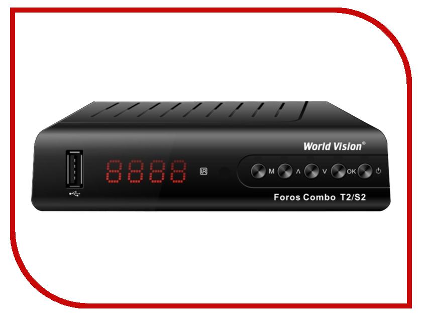 World Vision Foros Combo techone su 31 epp combo to su31 combo