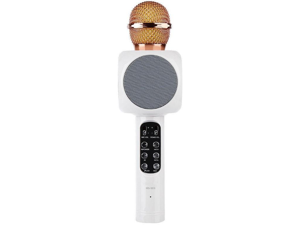 Караоке Handheld KTV WS-1816W White обои wzh ktv
